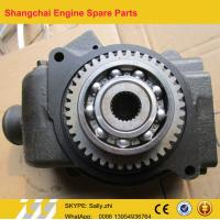 Wholesale 2W8002 water pump, shang shai diesel engine spare parts for  shangchai engine C6121 in black colour from china suppliers