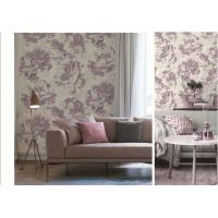 Wholesale Art  Flowers Designs  Non-woven Waterproof PVC Wallpaper For Bedroom from china suppliers