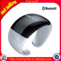 Buy cheap new arrival bluetooth bracelet watch memo reminder with factory price from wholesalers