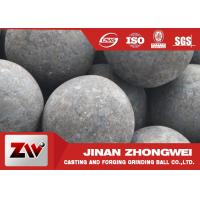 Wholesale High hardness forged steel grinding media balls / steel mill media from china suppliers