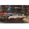 Buy cheap HYUNDAI GRAND SANTAFE Bumper Protector Bar Rear Guard With chrome from wholesalers