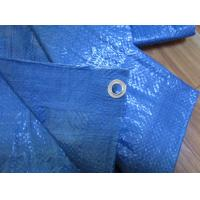 Wholesale 15 X 30 FEET TARPAULIN/TARP BLUE WATERPROOF COVER/GROUND SHEET from china suppliers