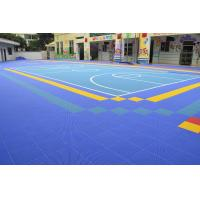 Wholesale Safety Kindergarten Flooring , Chidren Playground Rubber Flooring Tile from china suppliers