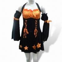 Wholesale Halloween Costume, Includes Hat and Skirt, Available from XS to 4XL Sizes from china suppliers