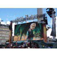 Quality Outdoor Large Advertising Full Color Led Display For Rental High Performance for sale