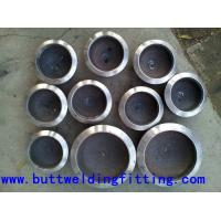 Wholesale Carbon Steel / SS Butt Weld Pipe Cap ASTM A403 WP304 / 304L WP316 / 316L from china suppliers