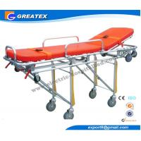 Wholesale Double Hydraulic Hospital Medical Stretcher Emergency Ambulance Chair from china suppliers