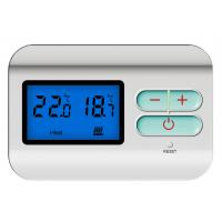 Quality Non - Programmable Wireless Thermostat , Thermostat For Boiler Heating System for sale