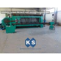Wholesale Large Hexagonal Wire Netting Machine 4300mm Width For Making Cylinders Gabions from china suppliers