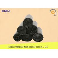 Wholesale Trash can liner garbage plastic point breaking bags clear 64cmx85cm 20mic from china suppliers