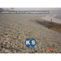 Wholesale Large Gabion Stone Cage Retaining Wall Guide Gabion Mattresses In RoadBuilding from china suppliers