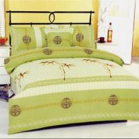 Wholesale 100% Cotton Satin Hotel Bedsheet from china suppliers
