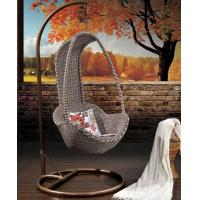 Wholesale Rattan hanging egg chair/outdoor hanging swing from china suppliers