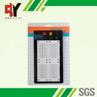 Wholesale AC 500V Solderless Breadboard 1080 Tie - Points Simple Circuit Bread Board from china suppliers