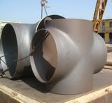 Wholesale ASME B16.9 carbon steel cross from china suppliers