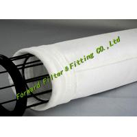 Buy cheap Penetrate Material Dust Bag Filter For Essential Materials Filtration And Collection from wholesalers