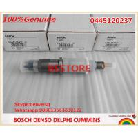 BOSCH genuine and New Common rail Injector 0445120237 / 0 445 120 237 for 5263310 Case 843