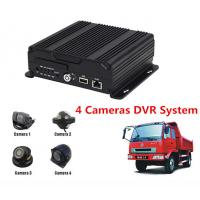 Wholesale 1280 x 720 P Linux OS AHD 3G SD Card Mobile DVR for Bus Truck Surveillance from china suppliers