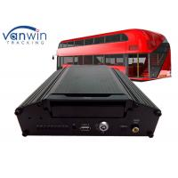 Wholesale H.264 8 Channel Mobile DVR with Anti shock G-Sensor GPS 3G full 1080P MDVR camera from china suppliers