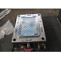 China Cold Runner Plastic Injection Mould Making For Pvc Pipe Fittings Long Mould Life on sale