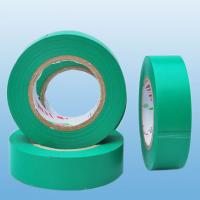 Wholesale colored PVC Rubber Resin adhesive high temperature insulation tape from china suppliers