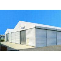 Wholesale Large Industrial Workshop Outdoor Storage Tent With Flexible Poles Aluminum from china suppliers