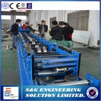 Wholesale C&Z&U Interchangeable Roll Forming Machine,automatic c and z purlin roll forming machine from china suppliers