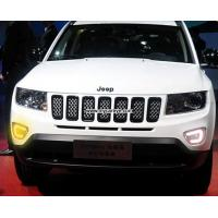 Wholesale Jeep Compass DRL LED daylight driving Lights turn signal indicators from china suppliers
