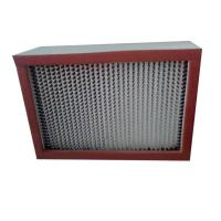 Wholesale Portable Vacuum High Temp Hepa Filter Pharmaceutical Factory Clean Room H14 from china suppliers