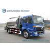 Buy cheap 9000 L Asphalt distributor truck 2 Axles 180hp 4500 mm Wheel base from wholesalers