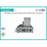 Wholesale PLC Control Microwave Oven Door Endurance Testing Machine With Stepper Motor from china suppliers