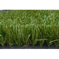 Buy cheap Mix 2 colors outdoor cheap price synthetic grass for soccer fields from wholesalers