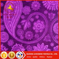 Wholesale Best 3d embossed knitted fashion garment cloth fabric for dress from china suppliers
