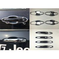 Wholesale Side Door Handle Covers and Inserts Chrome , Body Trim For Jeep Compass 2017 from china suppliers