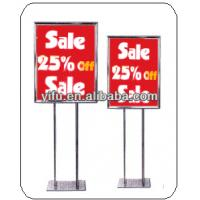 Wholesale Bulletin Sign Holder Rack from china suppliers