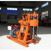 Wholesale Drilling Rig Machine Used Hollow Stem Auger For Soil Sampling And Ground Water Monitoring from china suppliers