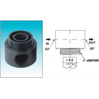 """Wholesale Upflow PH neutralization Pressure Tanks heads  2.5"""" NPSM inlet / outlet 1"""" Riser 3/4"""" from china suppliers"""