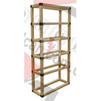 Wholesale Supermarket Cardboard Storage Shelves Biodegradable With Lightweight from china suppliers