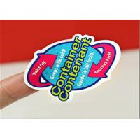 Wholesale Fashion Custom Die Cut Plastic PVC Sticker Printing for Decoration / Promotion from china suppliers