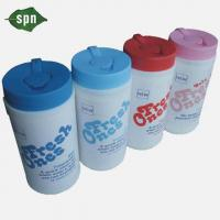 Buy cheap Tube Packing Wet Wipe from wholesalers
