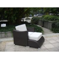 Wholesale 2pcs cane ottoman sofa set from china suppliers