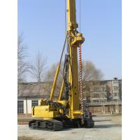 Wholesale Hydraulic Piling Rig SINOVO TH60 Drilling Diameter 300MM from china suppliers