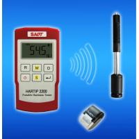Wholesale High Accuracy Portable Hardness Tester , Digital Durometer With Wireless Probe from china suppliers