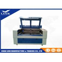 Wholesale CNC Co2 Laser Engraving Cutting Machines , Blade Table 150W Metal Laser Cutter from china suppliers