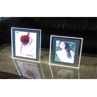 Wholesale Frame A1 Backlit Acrylic Led Light Box , Advertising Sign Displays from china suppliers
