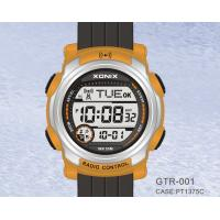 Wholesale Waterproof Quartz Digital Radio Controlled Watches For Men from china suppliers