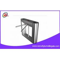 Wholesale TCP / IP Tripod Full Height Turnstile Mechanical Rfid Control System from china suppliers