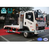Wholesale Comfortable Low Fuel Consumption cargo truck with crane Top Configuration from china suppliers