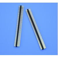 Wholesale JVT 2.0mm Pitch PCB Pin Header Connector Single Row Vertical Type 40 Poles Gold Plated from china suppliers