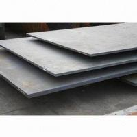 Wholesale uncoated BS GB JIS High Strength Steel Plate , Q345D / Q345E steel sheet metal from china suppliers